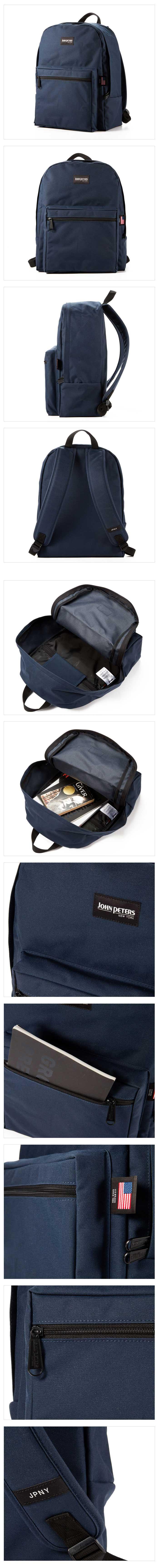 존피터(JOHN PETERS) N1202 남녀공용백팩